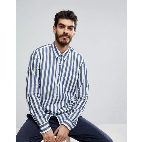 Levi's Stripe Sunset Pocket Shirt - White, kolor biały
