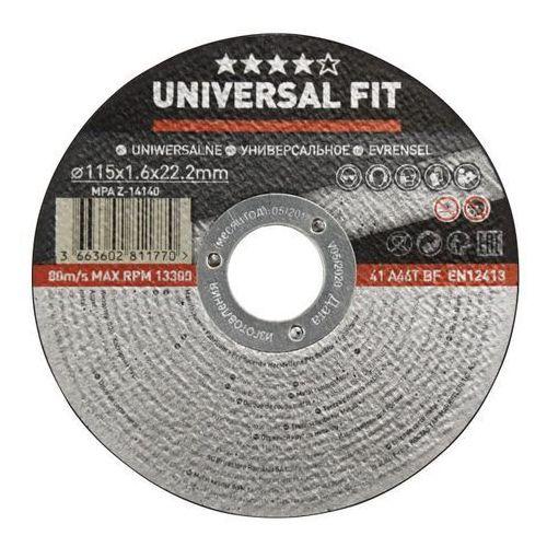 Universal Tarcza do cięcia metalu 115 x 1 6 mm (3663602811770)