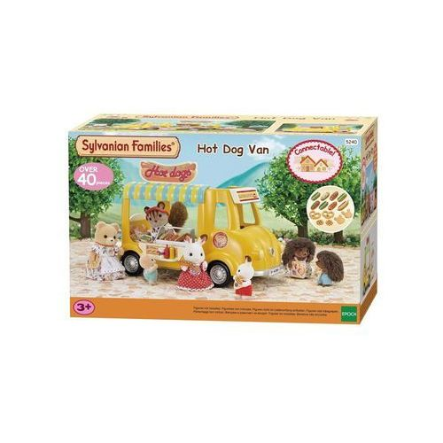 Sylvanian families ® lokale - pojazd z hot dogami (5054131052402)