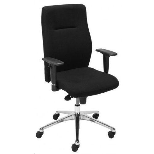 Krzesło obrotowe orlando r16h steel28 chrome - biurowe, fotel biurowy, obrotowy marki Nowy styl