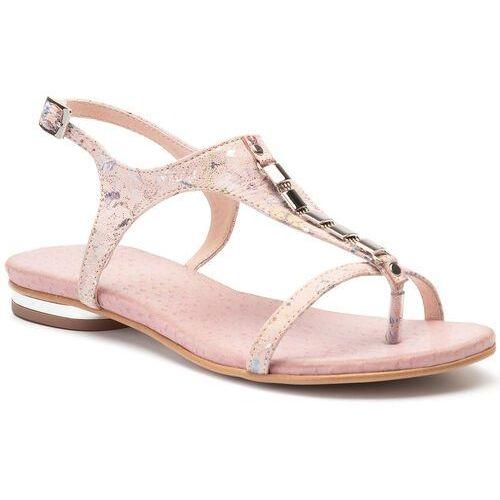 Sandały damskie Kolor: różowy, ceny, opinie, sklepy (str. 10