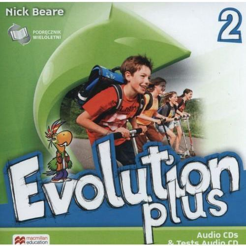 Evolution plus 2 Audio CD do wesji wieloletniej (9788376216591)
