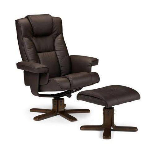 Fotel rozkładany HALMAR BORNEO Halmar