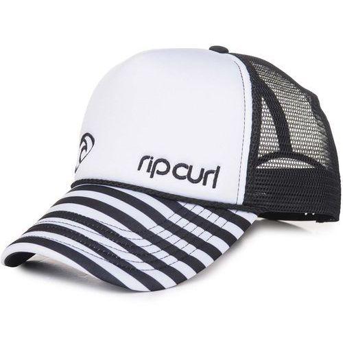 Rip curl Czapka z daszkiem - hotwire trucka cap black/white (431) rozmiar: os
