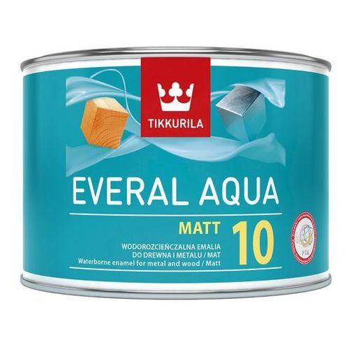 everal aqua matt 10 baza a 0.45l marki Tikkurila