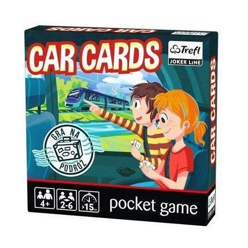 Gra - car cards marki Trefl