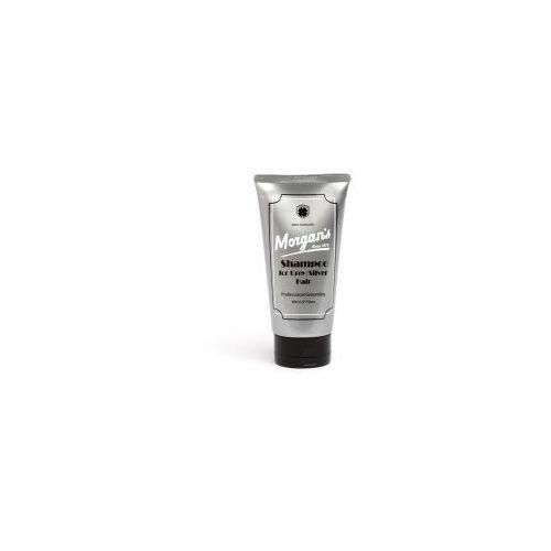 Morgan's, szampon do siwych włosów, 150ml (5012521540441)