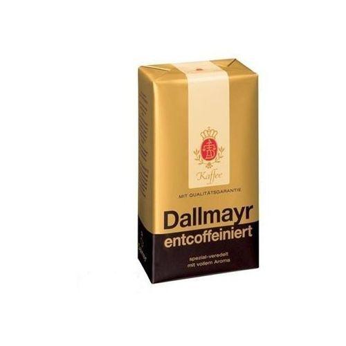 Dallmayr Kawa  entcoffeiniert 500g bezkofeinowa mielona