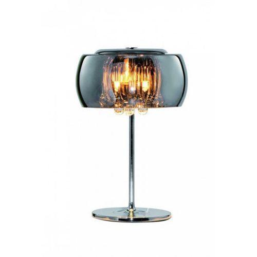 Sorpetaler vapore lampa stołowa chrom, 3-punktowe - dworek - obszar wewnętrzny - vapore - czas dostawy: od 3-6 dni roboczych marki Trio