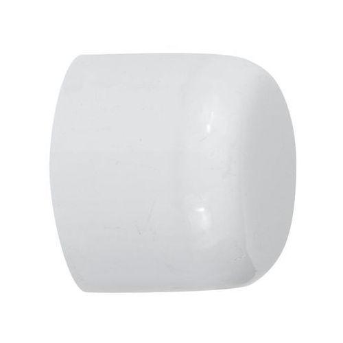 Końcówka do karnisza KOREK biała 20 mm 2 szt. INSPIRE