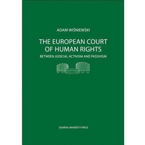 The European Court of Human Rights - Adam Wiśniewski (9788378654780)