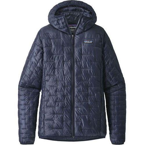 micro puff kurtka kobiety niebieski s 2019 kurtki zimowe i kurtki parki marki Patagonia