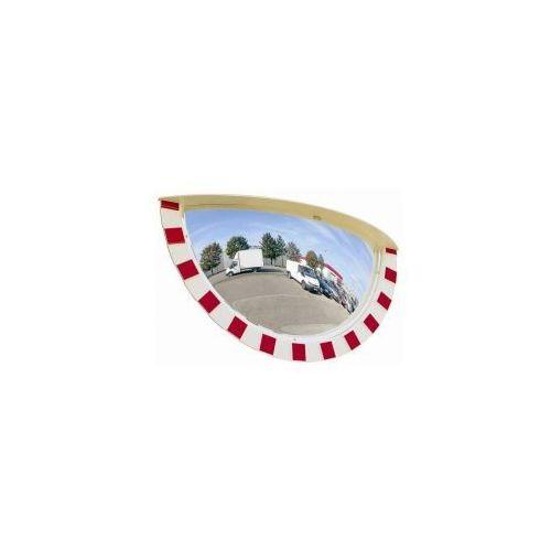Lustro drogowe okrągłe szerokokątne - odległość obserwacyjna 8 m