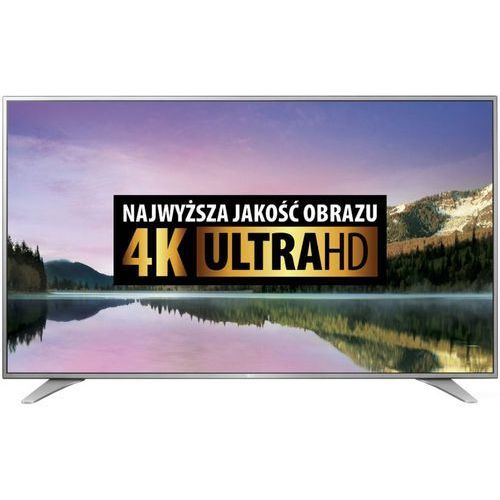 OKAZJA - TV LED LG 49UH6507