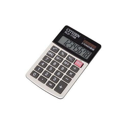 Kalkulator sld-7708 darmowy odbiór w 21 miastach! marki Citizen