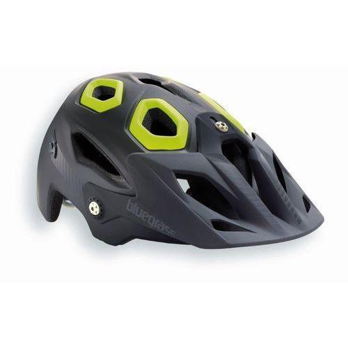 Kask rowerowy Bluegrass GoldenEyes L - czarno-zielony (8015190230504)