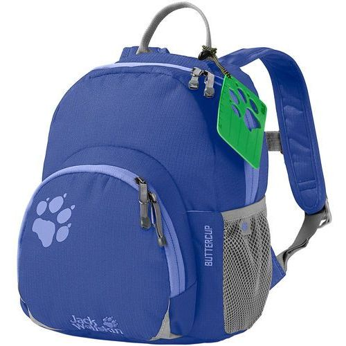 Jack wolfskin buttercup plecak dzieci niebieski 2018 plecaki szkolne i turystyczne