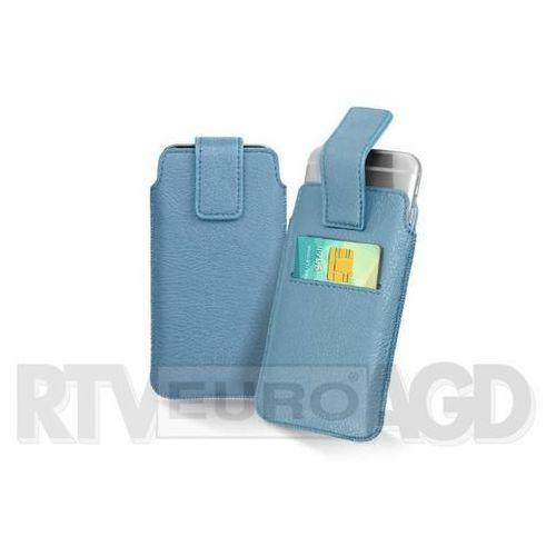 "SBS Universal Smartphone Pocket 5"" TEPOCHECARDXLLB (niebieski), kolor niebieski"