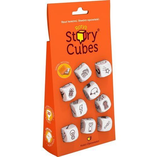 Rebel Story cubes kompakt
