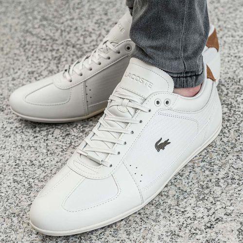 Buty sportowe męskie Lacoste Evara 319 1 CMA (7-38CMA00142R2), kolor biały