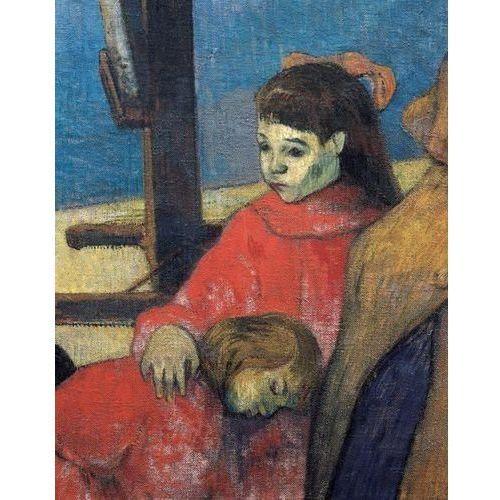Reprodukcja the schuffenecker family or schuffenecker's studio 1889 paul gauguin, marki Deco-strefa – dekoracje w dobrym stylu