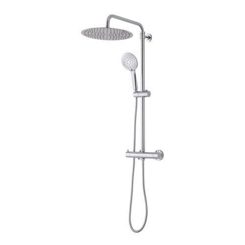 Cooke&lewis Kolumna prysznicowa weddell śr. 30 cm 3-funkcyjna z baterią termostatyczną (3663602949640)