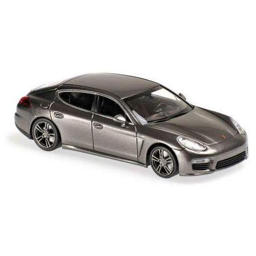Porsche Panamera Turbo S 2013 (grey metallic)