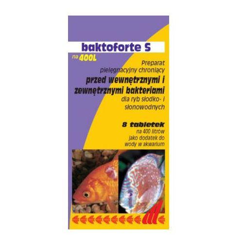SERA Baktoforte S - preparat pielęgnacyjny przeciwbakteryjny w tabletkach 8tabl.