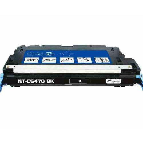 Toner HP Q6470A Color LaserJet 3600/3800 CP3505 Black 6k Standard zamiennik