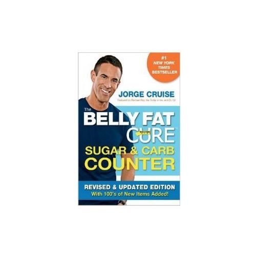 Belly Fat Cure' Sugar & Carb Counter (9781401940508)