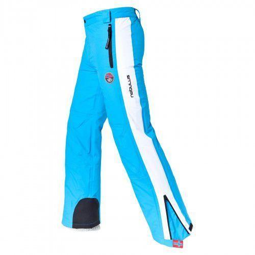 Nebulus spodnie narciarskie downhill męskie