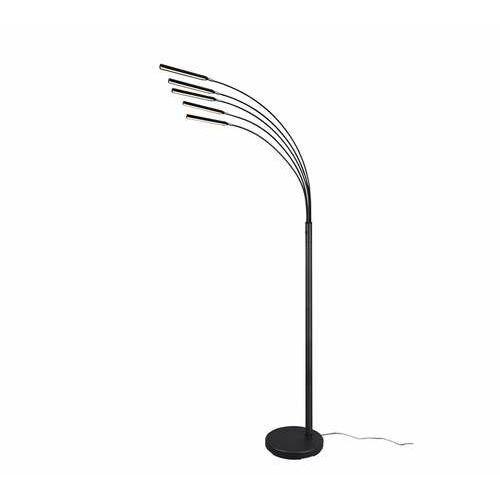 Trio rl reed r41031532 lampa stojąca podłogowa 5x4w led czarna