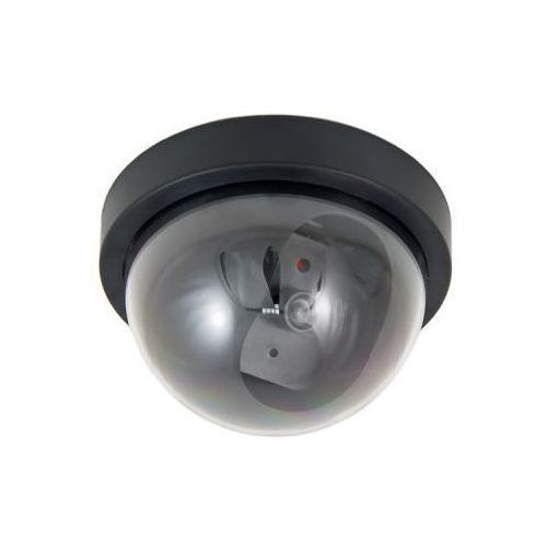 Atrapa/Imitacja Kamery w Kopułce, z Pulsującą Diodą LED.