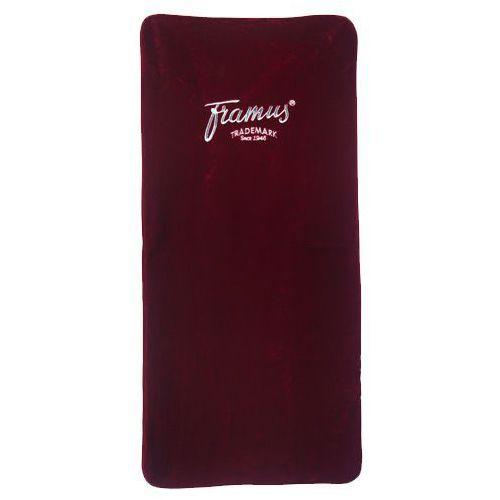 Framus red velvet cover cloth - 80 x 47 cm szmatka ochronna na instrument