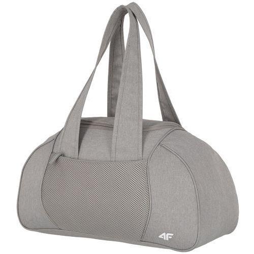 f9e503d49c36c Torby sportowe · 4f Damska torba sportowa podróżna 4f h4l19 tpu001 jasny  szary