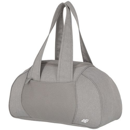a2107327125d8 Info · Damska torba sportowa podróżna 4f h4l19 tpu001 jasny szary marki 4f