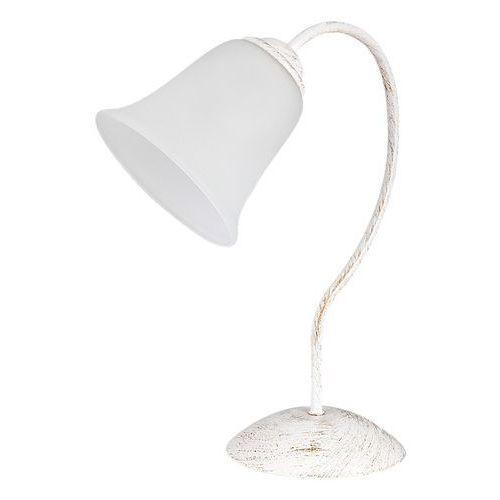 Lampa stołowa Rabalux Fabiola 7260 lampka nocna 1x40W E27 biały (5998250372600)