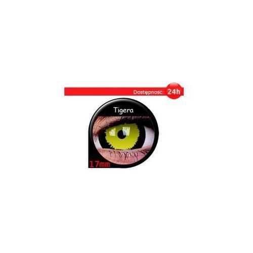 Crazy Wild Eyes – Tigera 17mm !!! - 2 sztuki (soczewka kontaktowa)