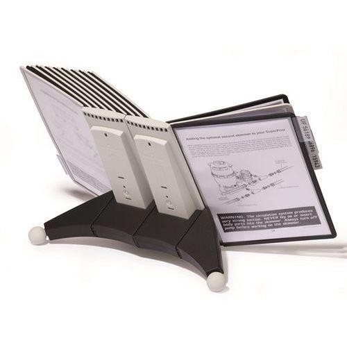 Stojak modułowy SHERPA, zestaw kompletny, wraz z uchwytami i przezroczystymi tab