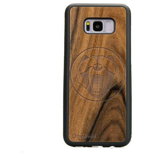 Samsung s8 plus niedźwiedź palisander geometric animals marki Bewood