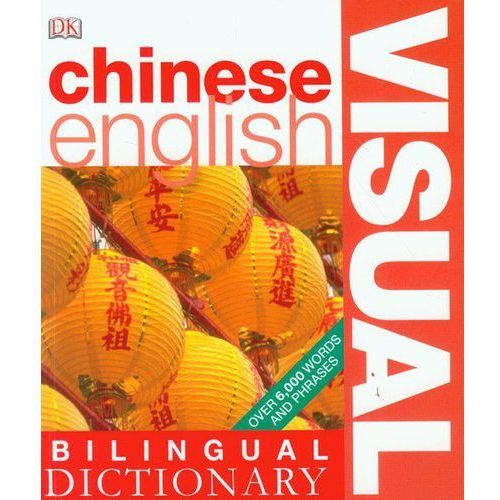 Chinese-English Visual Bilingual Dictionery (360 str.)