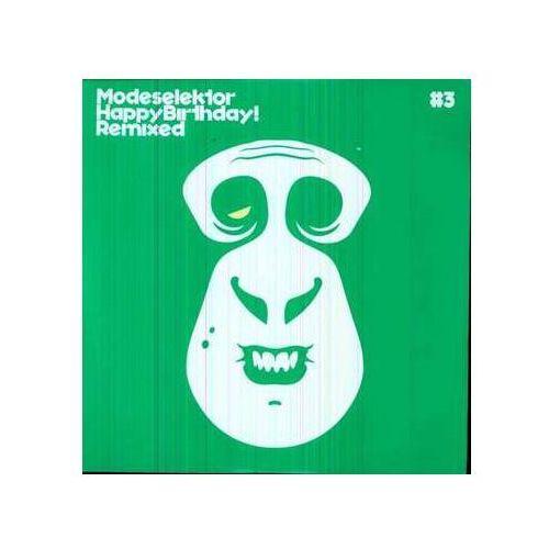 Bpitch control Happy birthday! remixed #3 - modeselektor (płyta winylowa) (0880319403514)