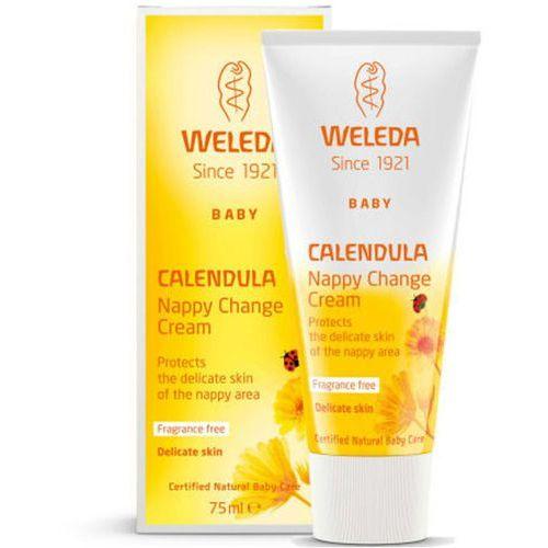 Weleda Baby Calendula Nappy Change Cream (75ml) (4001638098311)