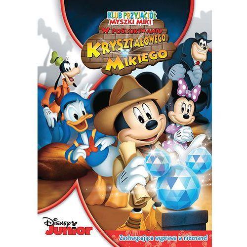 Klub Przyjaciół Myszki Miki. W poszukiwaniu kryształowego Mikiego [DVD]