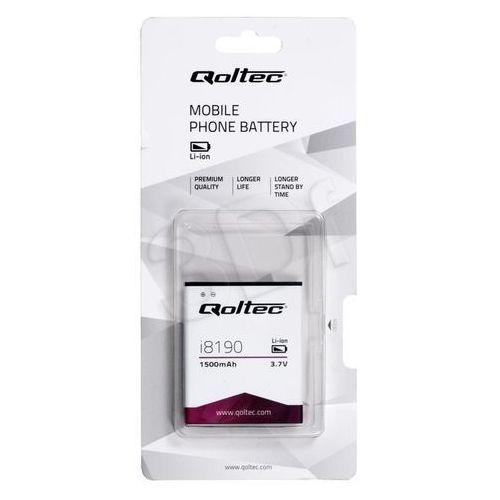 Bateria do smartfona Qoltec 52006.I8160 ( Samsung 1500mAh 3,7V )