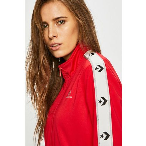 Converse - Bluza, kolor czerwony
