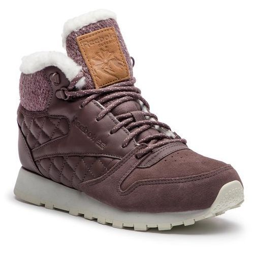 Buty - cl lthr arctic boot cn3747 almost grey/chalk/camel, Reebok, 35-40