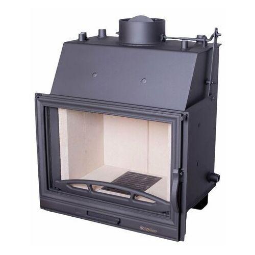 Wkład kominkowy wodny eco 12 kw żeliwny stalowy lb 800 pw marki Nordflam