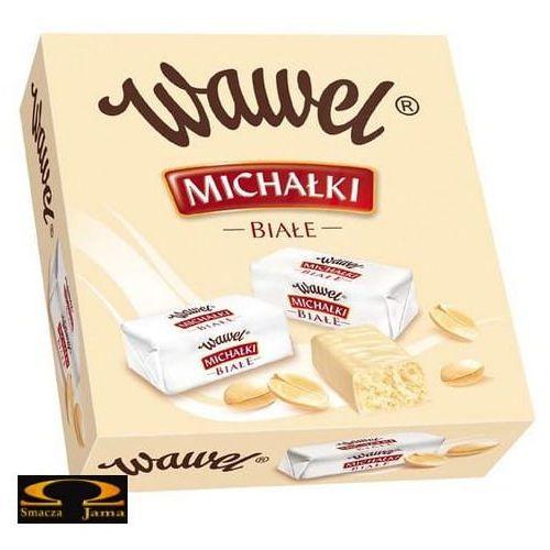 Bombonierka michałki białe 500g marki Wawel
