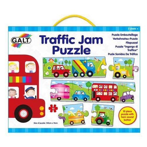 Galt  puzzle pojazdy w korku, kategoria: puzzle
